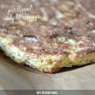 Cauliflower Pizza | Hey, Heather Angel