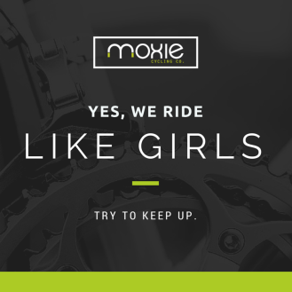 Moxie Cycling Co. | Social Media / Graphic design for social media as well as content development, strategy, and community management.