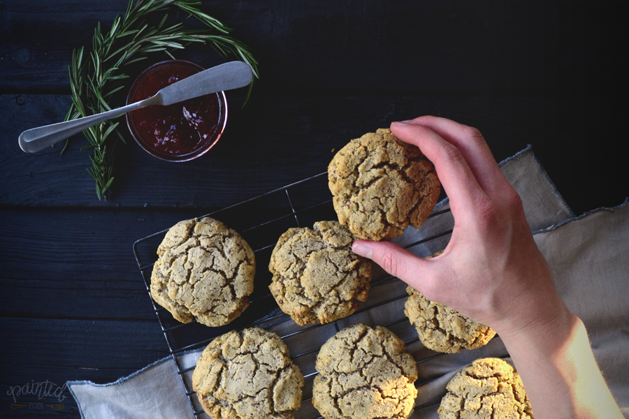 Soft Paleo/Grain-Free Biscuits by Painted Fork